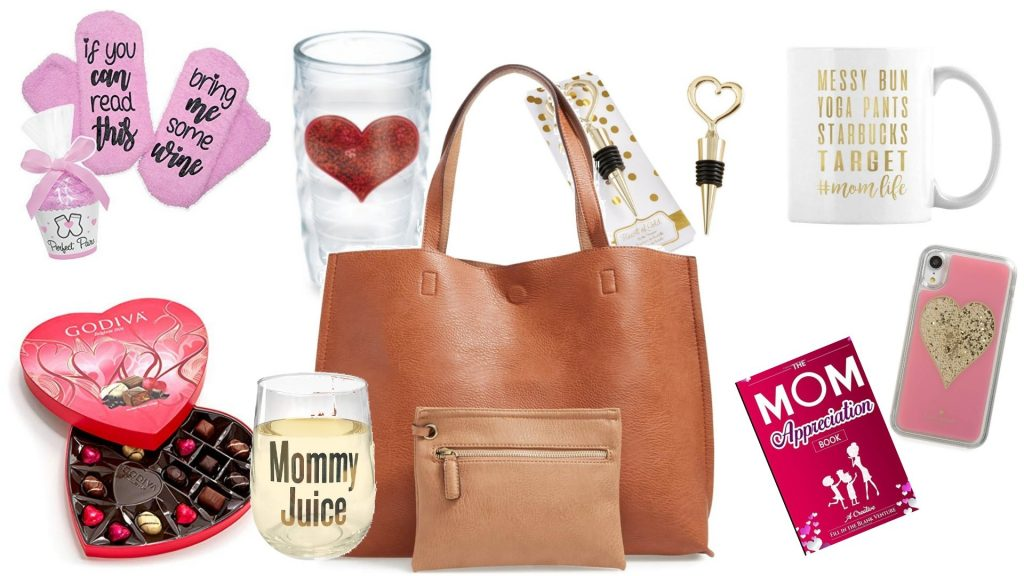 Valentine's Day Gifts Guide for Moms