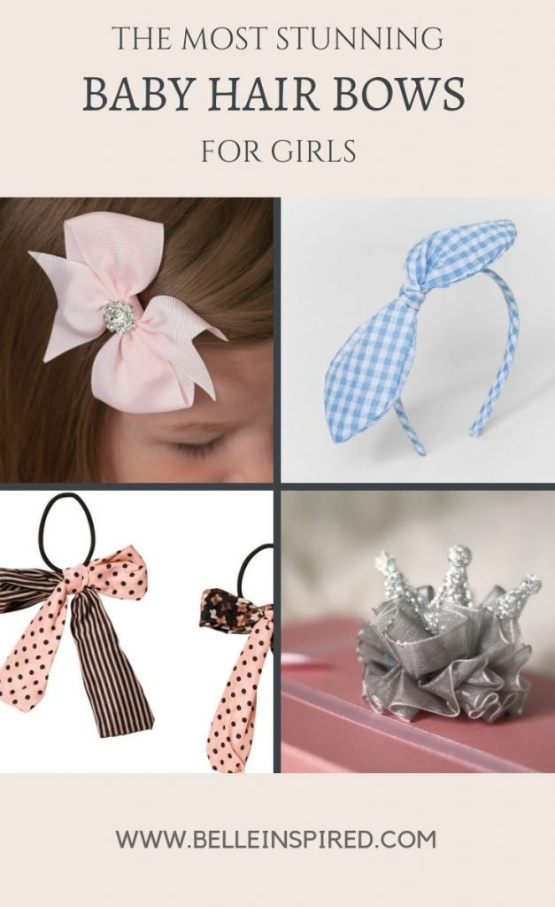 Hair Bows for Girls