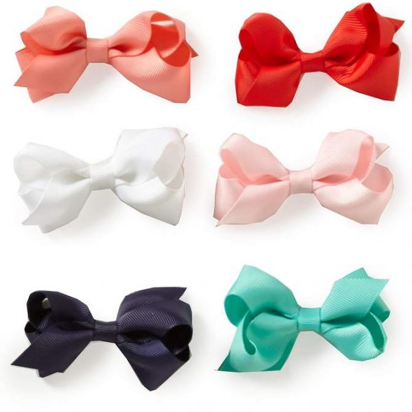 baby hair bows for girls