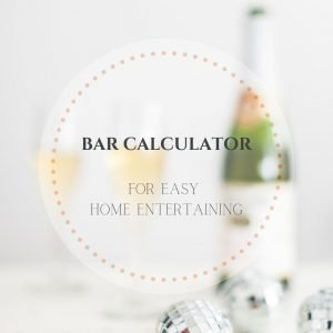 Bar Calculator