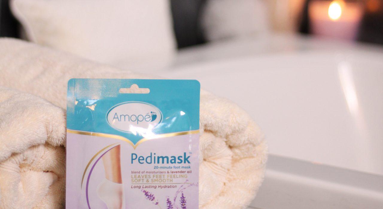 Amope Pedi Mask