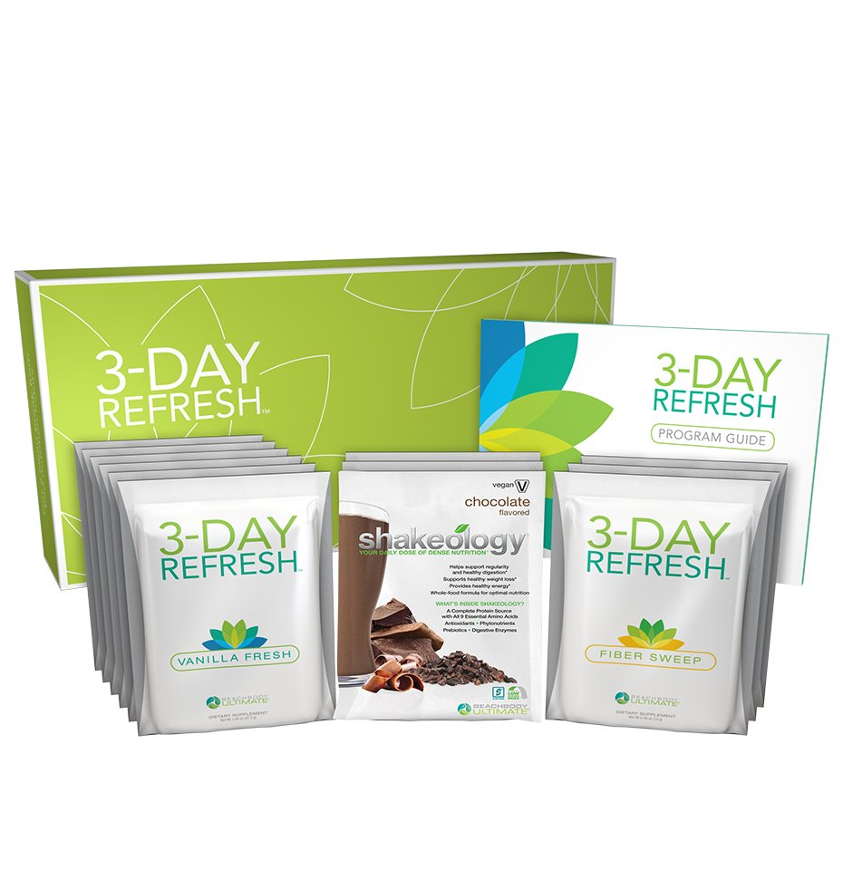 Beachbody 3 Day Refresh